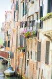 Castello district Venice Veneto Italy Royalty Free Stock Photos
