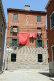 Castello district Venice Veneto Italy Stock Image