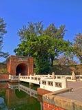 Castello dorato eterno di Tainan Fotografia Stock Libera da Diritti
