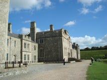 Castello a Dover, Inghilterra Fotografie Stock Libere da Diritti