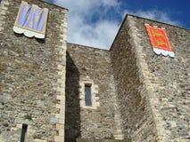 Castello a Dover, Inghilterra Immagini Stock