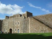 Castello a Dover, Inghilterra Fotografia Stock