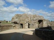 Castello a Dover, Inghilterra Fotografie Stock