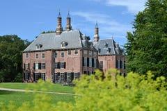 Castello Duivenvoorde. Immagine Stock Libera da Diritti