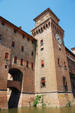 Castello Estense, Ferrara Royalty Free Stock Photo