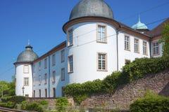 Castello in Ettlingen Fotografia Stock Libera da Diritti