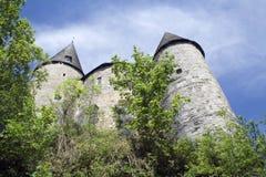 Castello europeo Immagini Stock Libere da Diritti