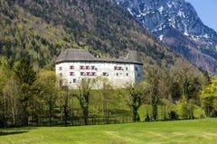 Castello famoso di Staufenberg Immagine Stock Libera da Diritti