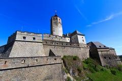 Castello Forchtenstein Fotografia Stock Libera da Diritti