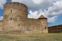 Castello, fortezza inespugnabile immagini stock