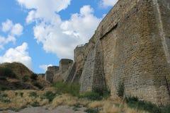Castello, fortezza inespugnabile fotografia stock