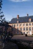 Castello francese fotografie stock