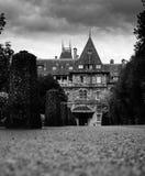 Castello francese Fotografie Stock Libere da Diritti