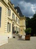 Castello in Francia Fotografia Stock Libera da Diritti