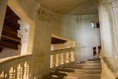 Castello Francia di Chambord Immagine Stock Libera da Diritti