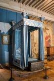 Castello Francia di Chambord Fotografie Stock Libere da Diritti