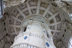 Castello Francia di Chambord Immagini Stock
