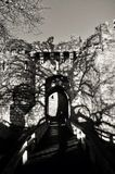 Castello in Galles del sud Immagine Stock Libera da Diritti