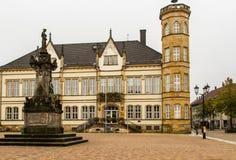 Castello in Germania Fotografie Stock Libere da Diritti