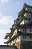 Castello giapponese Fotografia Stock Libera da Diritti
