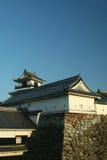 Castello giapponese Fotografie Stock Libere da Diritti