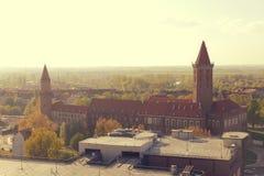 Castello gotico in Legnica 5 Immagine Stock Libera da Diritti