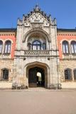 Castello gotico neo Sychrov Fotografia Stock Libera da Diritti