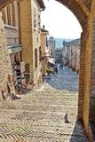 Castello Gradara Fotografia Stock