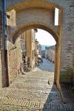 Castello Gradara Immagine Stock Libera da Diritti