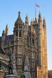 Castello in Gran Bretagna Immagine Stock