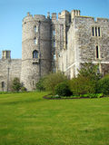 Castello in Gran Bretagna Immagini Stock Libere da Diritti