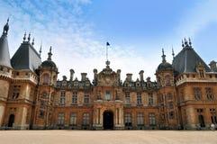 Castello in Gran Bretagna Fotografie Stock