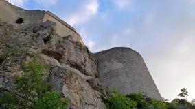 Castello Hohen Neuffen Fotografia Stock