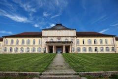 Castello Hohenheim a Stuttgart Fotografie Stock