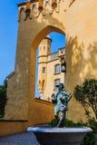 Castello Hohenschwangau Fotografie Stock Libere da Diritti