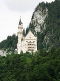 Castello il Neuschwanstein Fotografia Stock Libera da Diritti