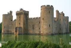 Castello inglese Fotografia Stock