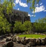 Castello interno di Rabati immagini stock libere da diritti