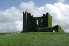 Castello in Irlanda Fotografie Stock Libere da Diritti