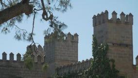 Castello in Italia 2 stock footage
