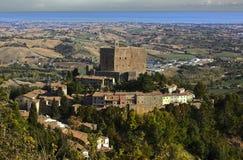 Castello italiano Immagini Stock