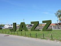 Castello Jazz Festival 2015, Lituania di Klaipeda Fotografia Stock