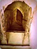 Castello in Kamenetz-Podol'sk immagini stock libere da diritti