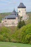 Castello Karlstejn, repubblica Ceca Immagini Stock
