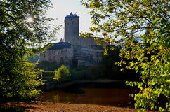 Castello Kost Fotografie Stock