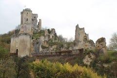 Castello - Lavardin - Francia Fotografia Stock