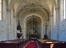 Castello Lednice della cappella Immagini Stock Libere da Diritti