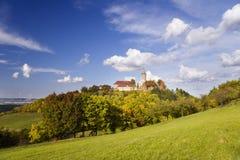 Castello Leuchtenburg fotografie stock