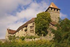 Castello Lichtenberg Fotografia Stock