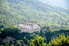 Castello Lichtenstein 3 Fotografie Stock